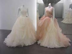 Bridal Collection White by Vera Wang Fall 2013 [Photos]