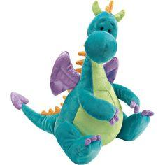 Large Scales 'N Tails Jiggy Dragon Pet Dragon, Clay Dragon, Cute Stuffed Animals, Dinosaur Stuffed Animal, Dragon Pattern, Falling In Love With Him, Plush Animals, Amigurumi Patterns, Pet Toys