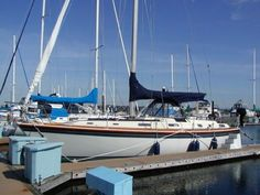 1985 Westerly Center Cockpit Sail Boat For Sale - www.yachtworld.com