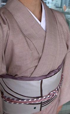 3月下旬、結城紬、紹巴織袋帯 Kimono, Belt, Outfits, Fashion, Belts, Moda, Suits, Fashion Styles, Kimonos