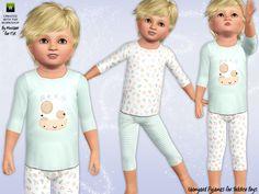 minicart's Farmyard Pyjamas