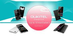 10 OUKITEL-Branded Smartphones Are Currently Discounted #Android #Google #news