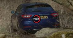Maserati Levante Races A Prancing Horse In Top Gear-Style Ad #Maserati #Maserati_Levante
