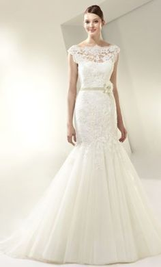 Enzoani BT14-13 wedding dress currently for sale at 50% off retail.