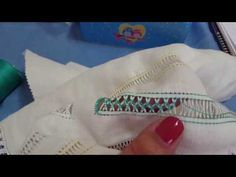 Learn How To Make Punch Stitch Fillings Hand Embroidery Stitches, Embroidery Techniques, Ribbon Embroidery, Drawn Thread, Thread Work, How To Make Punch, Plastic Canvas Stitches, Crochet Curtains, Point Lace