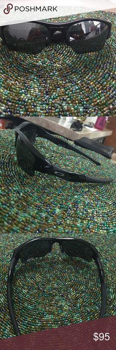 Men s Oakley sunglasses They are used glasses in good condition all black  and sexy Oakley Accessories Sunglasses c6ff6f9f66