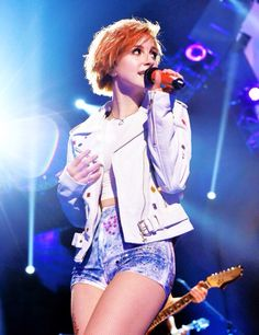 Hayley ! I love you nothing els to say.....