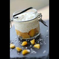 Perles de Japon coco vanille