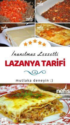 Lazanya Tarifi :) #lazanya #lazanyatarifi #nefisyemektarifleri #nefis