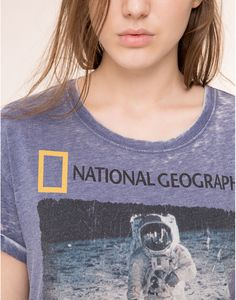 :T-SHIRT NATIONAL GEOGRAPHIC