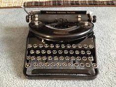 Image result for images of vintage typewriters