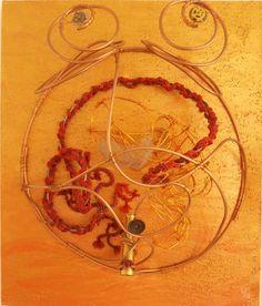 Uterine Bastille. Artwork by Candy Medusa.