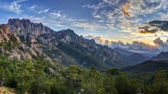 Needles Bavella in Corsica. (Thinkstock Flammarion)