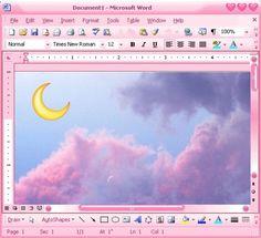 computer, grunge, microsoft, pastel, pastel goth