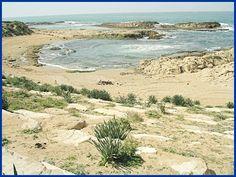 Achziv Beach, Israel