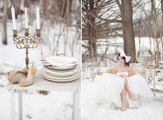 A Winter Wedding in Sestriere