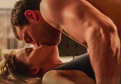 Jamie Dornan - Dakota Johnson Fifty Shades of Grey Darker