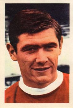 012 - Peter Simpson (Arsenal) - Also hails from East Anglia - Gorleston in Norfolk. A ground staff product he was an apprentice before joining the paid ranks proper in May 1962. Shown strength and industry as a versatile defender at Highbury.