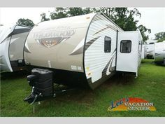 New 2016 Forest River RV Wildwood 30QBSS Travel Trailer at Leo's Vacation Center | Gambrills, MD | #07157569