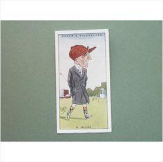 H JELLISS SINGLE CIGARETTE CARD NO 28 OGDEN'S 1929 Tilleys of Sheffield