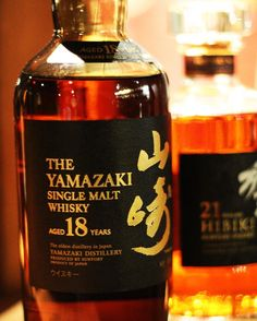 Few whiskies have been created with the attention to detail that has been given to the #Yamazaki 18. This spirit has been aged in oak casks hailing from three different countries - Japanese American and Spanish. Each type of wood brings a unique taste to this multi-layered whisky while contributing to a uniquely beautiful dark golden amber coloring.  On another note: The #Yamazaki18 is strikingly similar to a Highland Park 18 in its rich complexity - which is quite a compliment if you've…