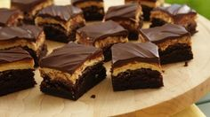 15 Heavenly Peanut Butter   Chocolate Treats