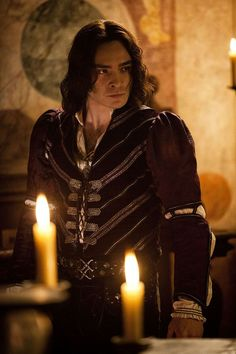 "Ed Eastwick as Tybalt Capulet in the new ""Romeo and Juliet"" film, set release Oct. 17, 2013"