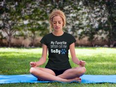 Discover Cool Yoga Shirts T-Shirt, a custom product made just for you by Teespring. With world-class production and customer support, your satisfaction is guaranteed. - cool yoga shirts Get the latest collection of. All Nature, Yoga Fashion, Trendy Fashion, T Shirt Bra, Ladies Golf, How To Do Yoga, Printer, Hip Hop, T Shirts For Women