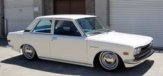 1971 Datsun 510 4-Speed