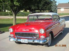 1955 Chevrolet Bel Air 2 Dr. Hardtop