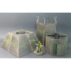Necron terrain