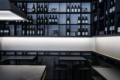 La Petrilleria deli shop & bistrot by Insula studio, Rome – Italy » Retail Design Blog
