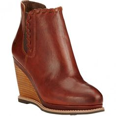 10018632 Ariat Women's Belle Soho Casual Shoes - Cedar www.bootbay.com