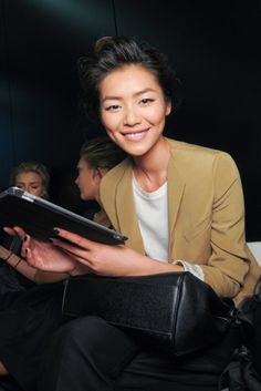 Liu Wen - simple, clean, and classic
