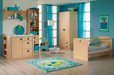 meuble pour chambre bébé | Astrid Meubles Belgique (photo 5/10) - Une chambre de bébé complète ...