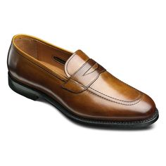 Lake Forest - Penny Loafers Lace-up Oxford Dress Shoes by Allen Edmonds