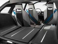 bmw i3 Transport Auto Interior Clean Electric
