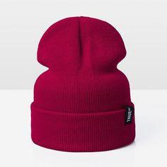 New Fashion Winter Hats For Men's Skullies Beanies Female Women's Winter Knitted Hat Headgear Women Hat Cap Unisex