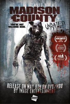 Could not watch the whole thing without breaks. Be forewarned. Horror Books, Horror Films, Horror Art, Horror Movie Posters, Film Posters, Green Room Movie, Madison County, Newest Horror Movies, Gugu