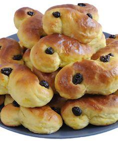 Swedish saffron buns recipe