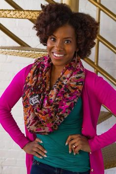 'Eugenia Says' is Naturally Glam! | Curly Nikki | Natural Hair Styles and Natural Hair Care