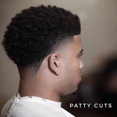 patty_cuts high skin fade blowout haircut for black men back view Short Men Haircut, Black Man Haircut Fade, Black Hair Cuts, Taper Fade Haircut, Black Men Haircuts, Cool Mens Haircuts, Black Men Hairstyles, Cool Hairstyles For Men, Short Hair Cuts