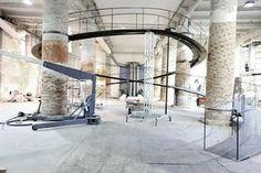 Construction of CloudScapes / Tetsuo Kondo Architects