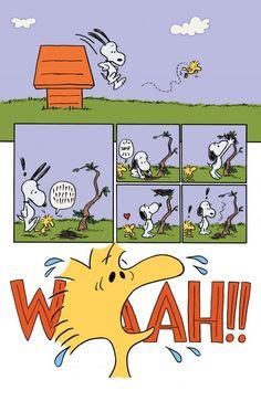 Snoopy in Woodstock's New Nest 02 - unreleased story