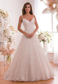 Jasmine Collection Wedding Dresses 2015 Feature Dramatic Silhouettes   TheKnot.com