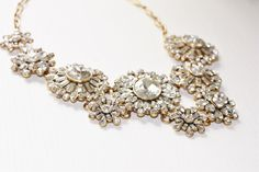 Gorgeous chunky necklace