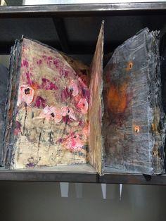 Anselm Kiefer, Unknown on ArtStack Anselm Kiefer, Books Art, Art Et Nature, Musée Rodin, Creation Art, Book Sculpture, Handmade Books, Art Plastique, Bookbinding