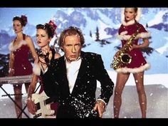 "Billy Mack - 'Christmas Is All Around' ... the spoof song performed by the Bill Nighy character in the great Christmas rom-com movie ""Love Actually."""