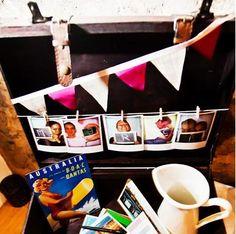 Pimp Your Wedding! Polaroid, Photo Couple, Australia, Weeding, Deco, Party, Table, Instagram, Photo Booth