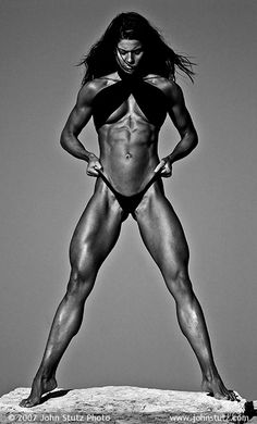 WBFF Pro Diva Fitness Model Diana Chaloux.